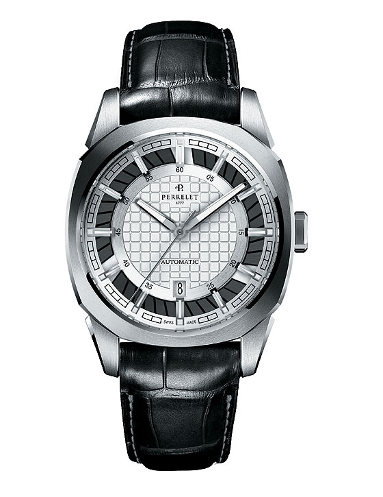 Perrelet Peripheral Double Rotor watch