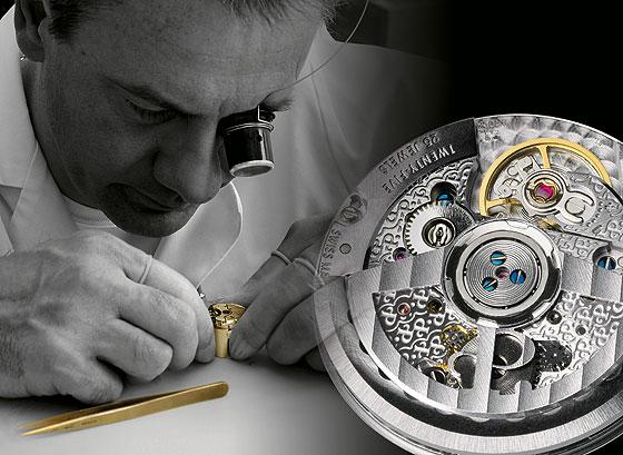 Perrelet Watchmaker & A10 Caliber