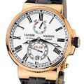 Ulysse Nardin marine Chronometer Manufacture front