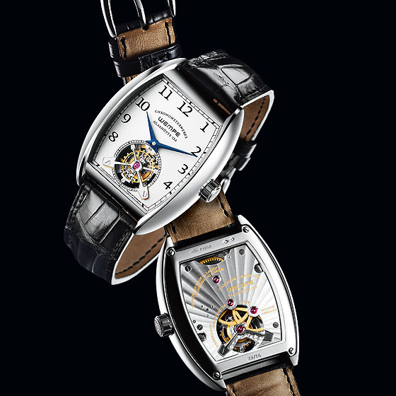 Wempe Chronometerwerke Tourbillon
