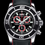 Breitling Superocean Chronograoh M2000 front