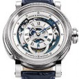 Grieb & Benzinger Blue Whirlwind Front