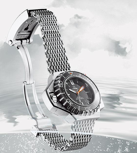 The Sinking Man's Watch: Testing the Omega Seamaster Ploprof... -  www.timetotalk.se - Klockforum