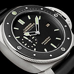 Panerai PAM00389 Luminor Submersible Amagnetic Detail-1