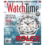 WatchTime's September-October Issue is On Sale Now!