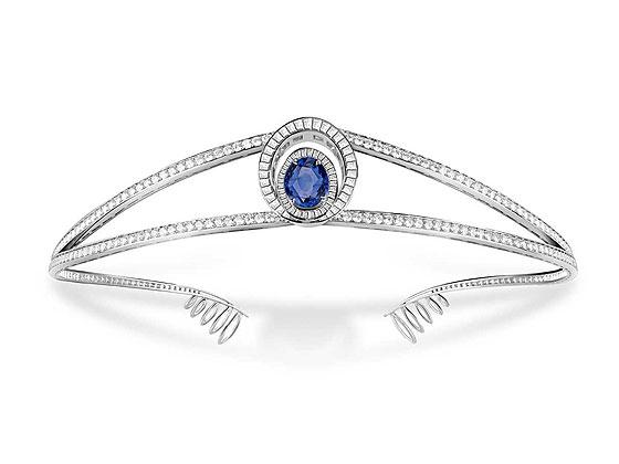 Breguet Reine de Naples jewellery tiara