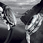Breitling Chronomat B01 & IWC Big Ingenieur Chrono profiles