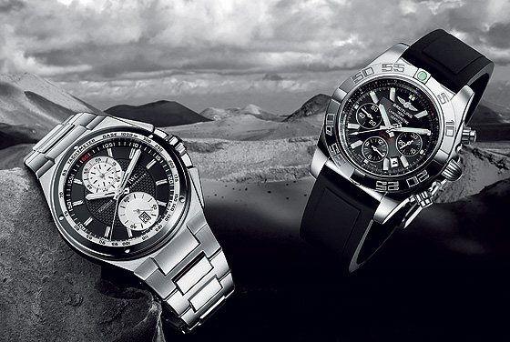 Breitling Chronomat B01 & IWC Big Ingenieur Chrono
