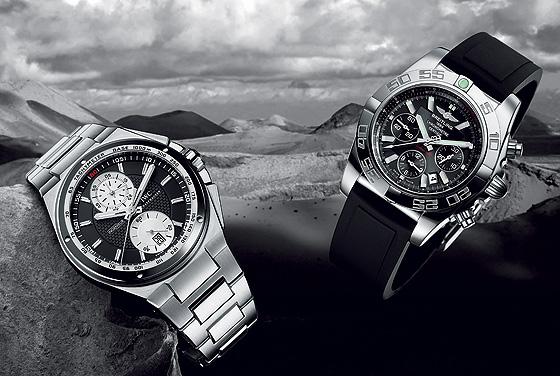 Breitling Chronomat B01 & IWC Big Ingenieur Chrono