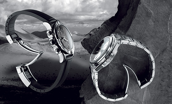 Breitling Chronomat B01 & IWC Big Ingenieur Chrono profiles