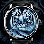Cartier Tiger dial