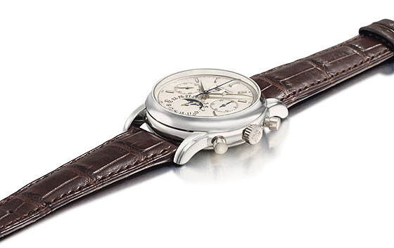www.watchtime.com | blog  | Eric Claptons Patek on the Block at Christies | Eric Clapton Patek 560