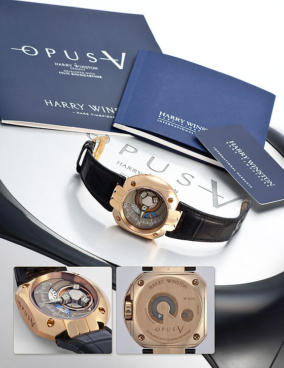 Harry Winston Opus V