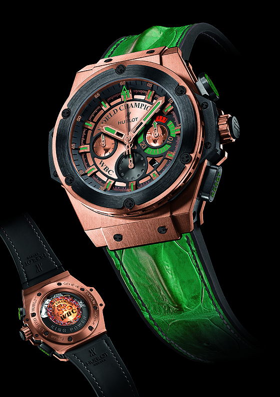 Hublot WBC watch