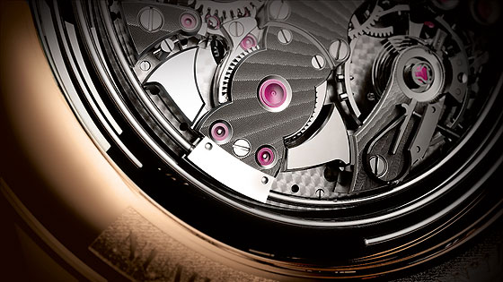 Jaquet Droz Bird Repeater Cathedral Bell CU