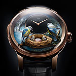 Chimes and Birdsong: Jaquet Droz's Bird Repeater