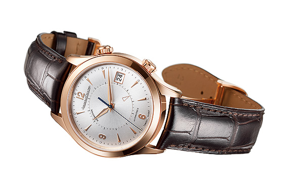 Jaeger-LeCoultre Master Memovox front