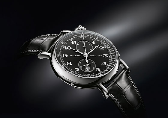 Longines Avigation Watch Type A-7 side