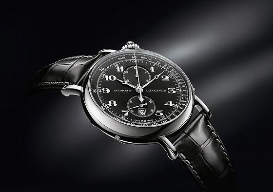 Longines Avigation Watch Type A-7 side