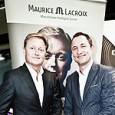 Henrik Fisker & Maurice Lacroix's Marc Glaser