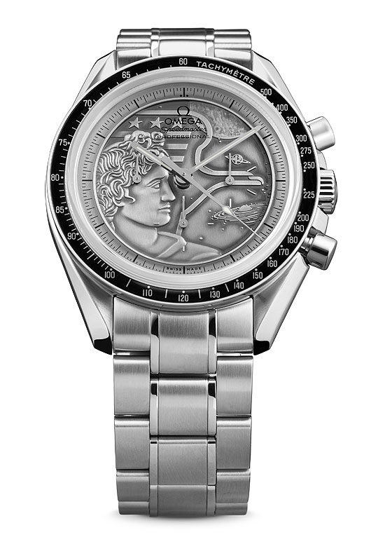 Omega Speedmaster Moonwatch Apollo XVII LE