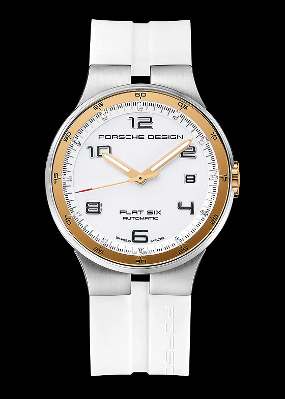 Porsche Design Flat Six P'6351 Automatic