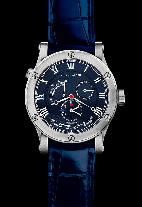 c44b787558f6 SIHH 2013 Preview  Ralph Lauren Sporting World Time