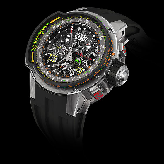 Richard Mille RM 039 front