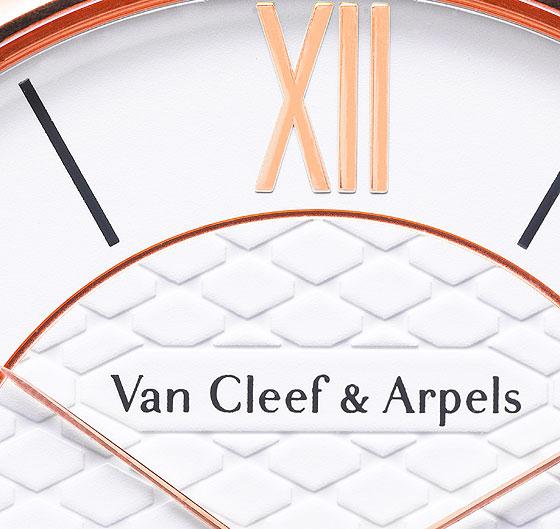 Van Cleef & Arpels Pierre Arpels dial detail