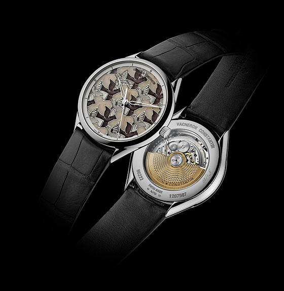 Vacheron Metier d'Art Les Univers Infini Dove Watch
