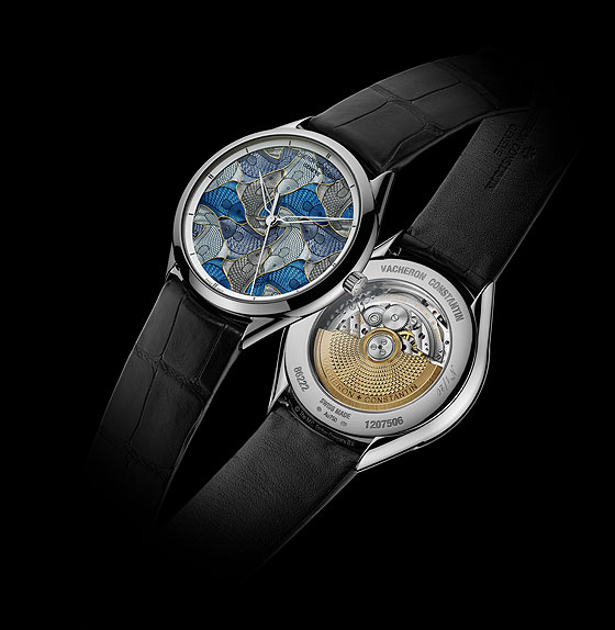 Vacheron Metier d'Art Les Univers Infinis Fish watch