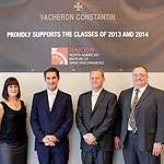 Vacheron Constantin Partners with North American Swiss Watchmaking Institute