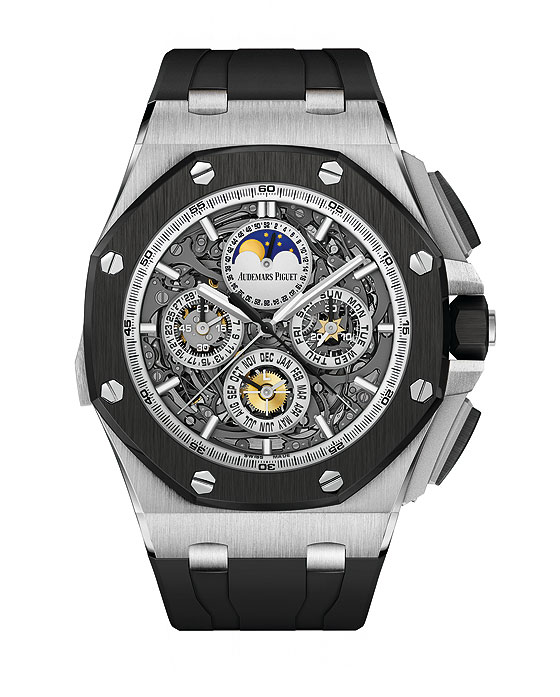 Audemars Piguet Royal Oak Offshore Grande Complication - front