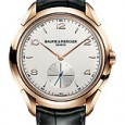 Baume & Mercier Clifton men's watch in rose gold