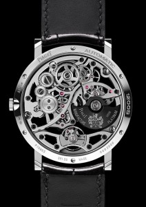Skeletonized Movement