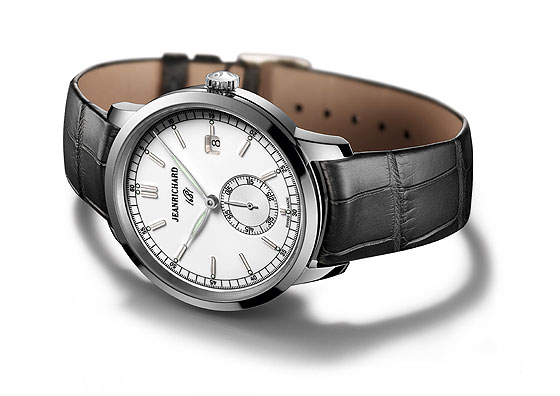 JeanRichard 1861 Ronde Small Second