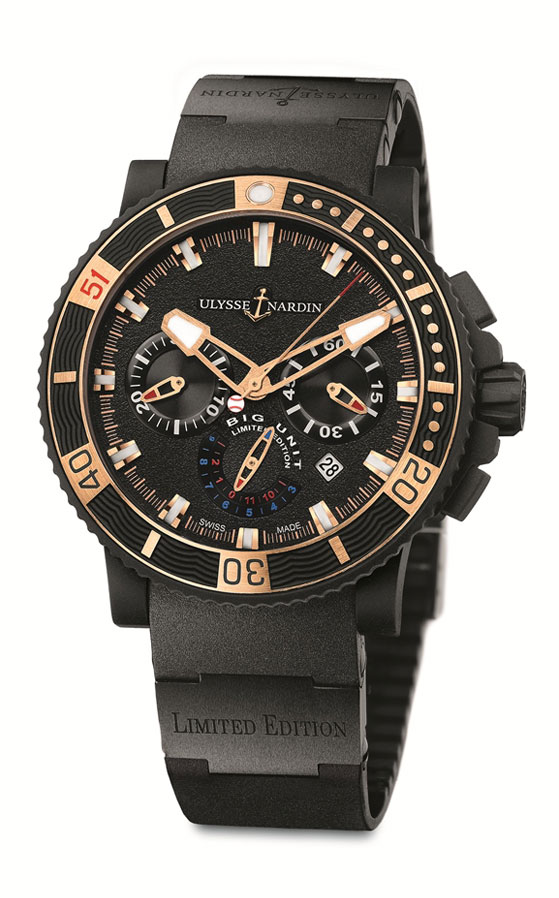 Ulysse Nardin Big Unit front