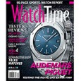 WatchTime November-December 2012 cover