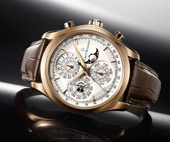 Carl F Bucherer Manero ChronoPerpetual
