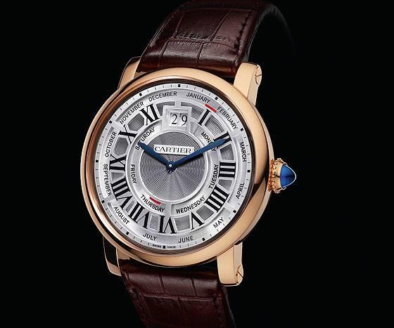 Cartier Rotonde de Cartier Annual Calendar