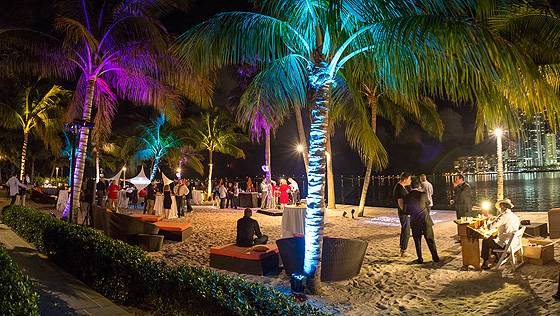 Girard-Perregaux Watchmaking on the Beach Party