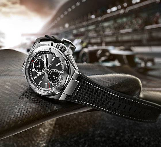 IWC Ingenieur Chronograph Racer sideview