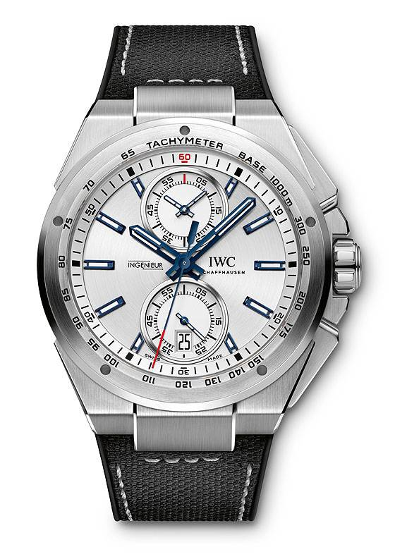 IWC Ingenieur Chronograph Racer front