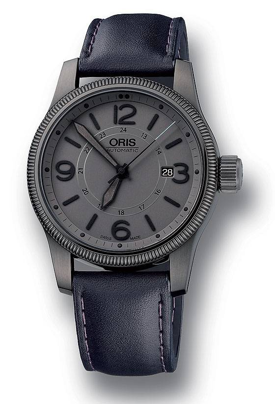 Oris Big Crown Date front