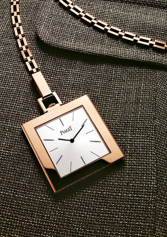 Piaget Altiplano pocketwatch