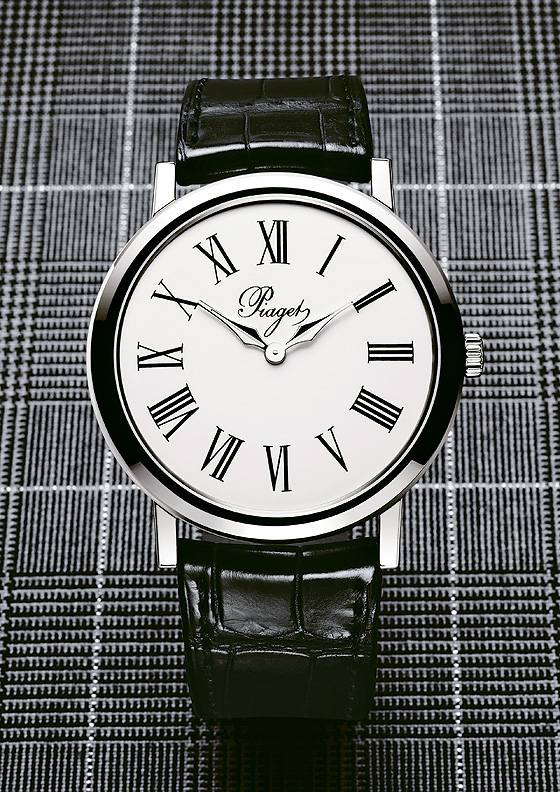 Piaget Altiplano wristwatch
