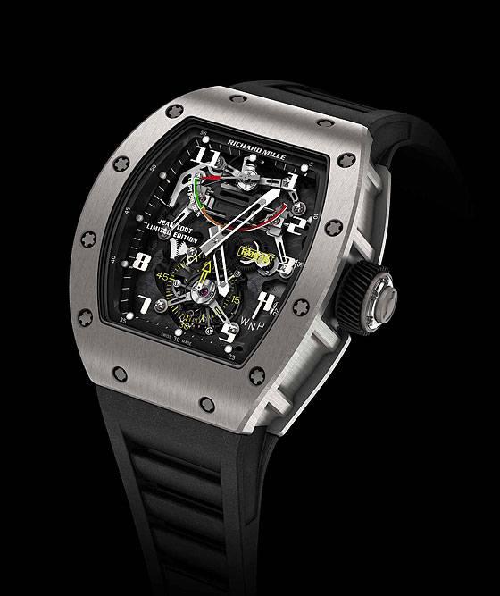 Richard Mille RM 036 Tourbillon G-Sensor Front
