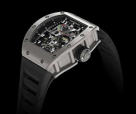 Richard Mille RM 036 Tourbillon G-Sensor Side