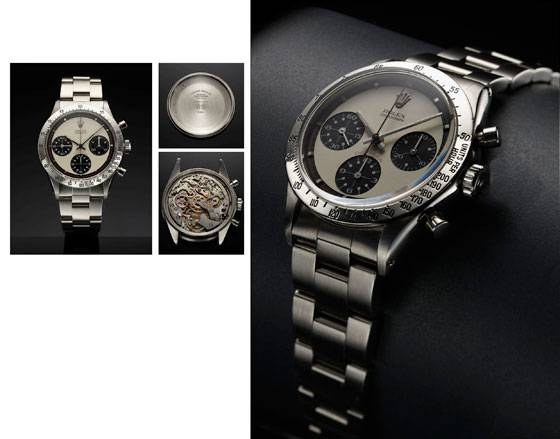 Rolex Ref. 6421 Paul Newman Daytona in steel