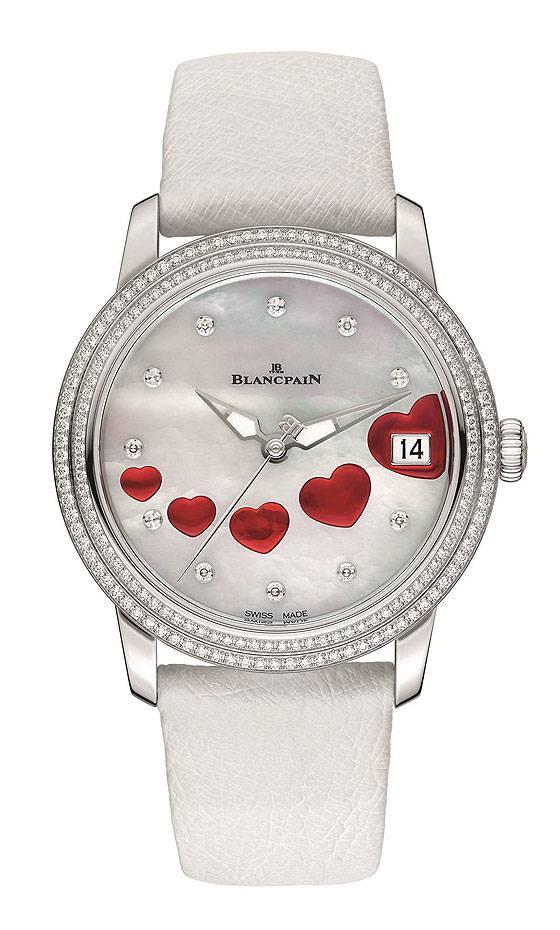 Blancpain Saint Valentin 2013 front
